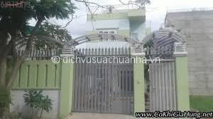 Sửa chữa nhà tại quận 1