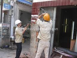 Thợ sửa chữa nhà ở tại tphcm