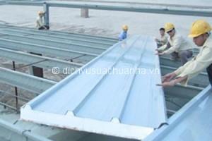 thợ lợp mái tôn tại quận 1 tphcm