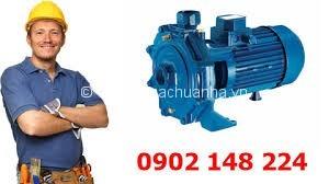 Sửa máy bơm nước tại quận tân phú